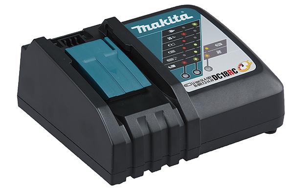 Cargador de baterías 18V 3Ah Makita DC18RC