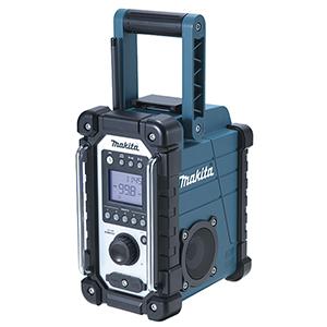 Radio de trabajo 7.2-18V Litio-ion