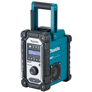 Radio de trabajo 7.2-18V Litio-ion CXT/LXT DAB/DAB+
