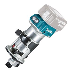 Fresadora multifunción 18V litio-ion 6 y 8 mm