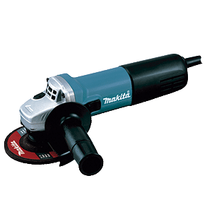 9557NBR - Miniamoladora 840W 115mm