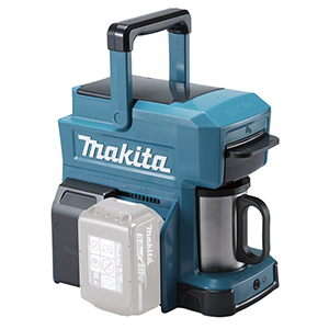 Cafetera a batería 12V Máx / 14.4V / 18V CXT LXT Litio-ion