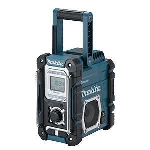 Radio de trabajo 7.2-18V Litio-ion Bluetooth