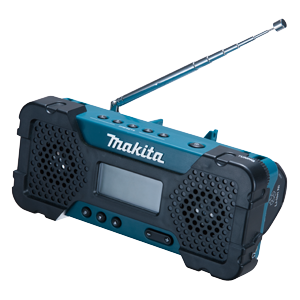 Radio de trabajo 10,8V Litio-ion