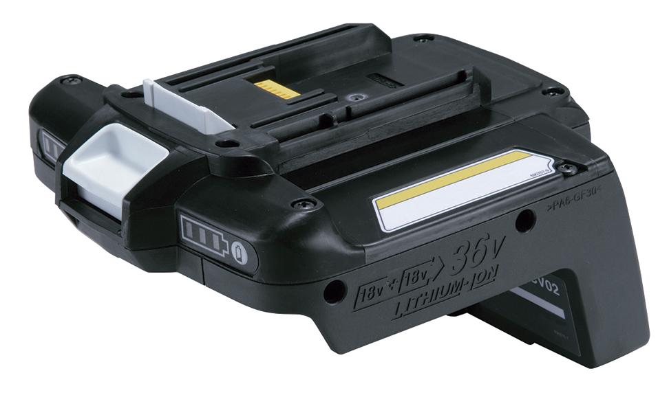 Conversor de baterias Makita 18v