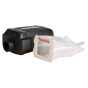 Makita 135327-0 Caj/ón recoge polvo completo con bolsa de nylon