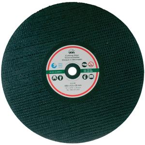 Disco de corte metal 400mm