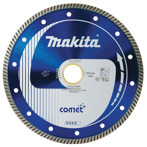 Disco de diamante Comet banda turbo