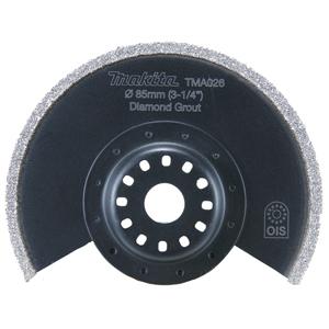 Cuchilla de limpieza Diamante segmentada