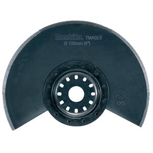 Cuchilla de corte segmentada 100mm