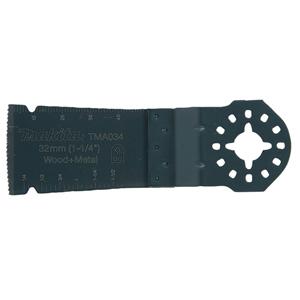 Cuchilla de inmersión 32mm Bi-Metal tipo