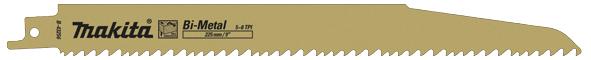 Sierra de sable 225mm Bimetálica
