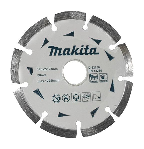 Disco de diamante segmentado 125mm