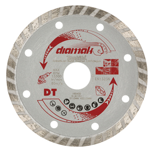 Disco de diamante Diamak turbo
