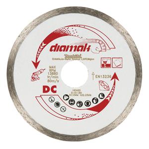 Disco de diamante Diamak continuo