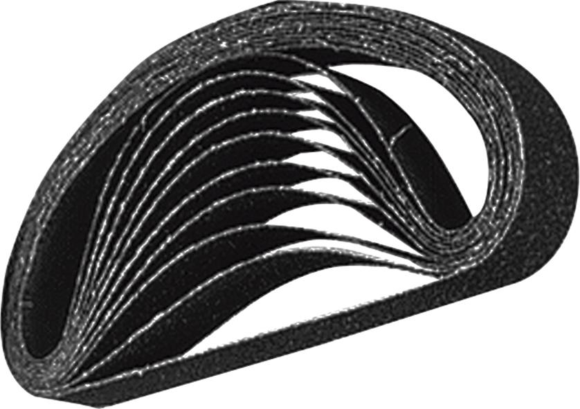 Lija de banda especial cristal G150