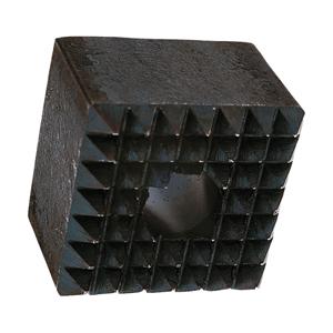Base de bujarda 60x60mm
