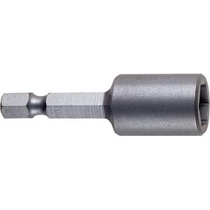 Llave de vaso magnética 6.35mm x 65mm