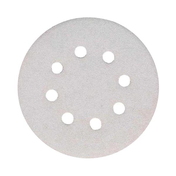 Disco de lija perforado velcro G400 Especial pintura