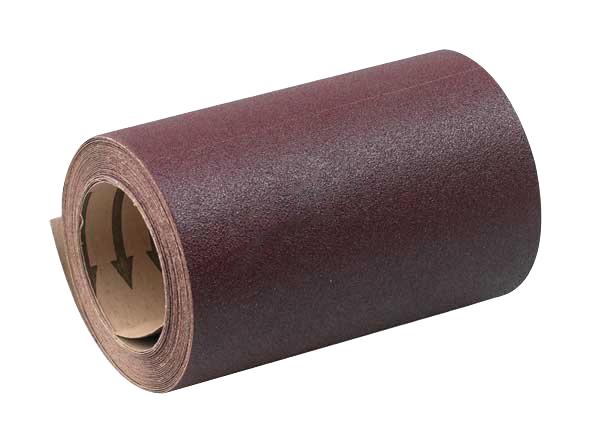 Rollo de Lija 120mm x 5m G180