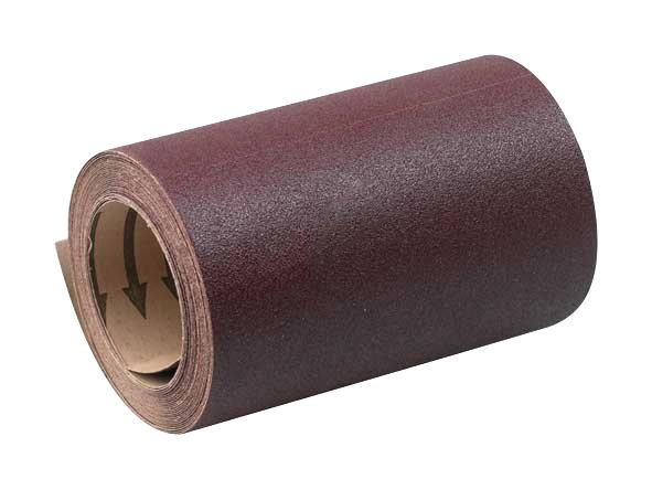 Rollo de Lija 120mm x 50m G60