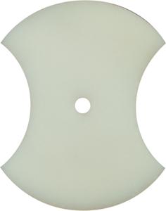 Disco centrador 68mm