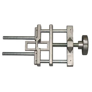 Mordaza horizontal para soporte de taladro