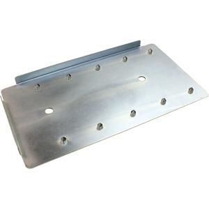 192523-3 - Placa perforadora metálica
