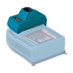 Adaptador de carga Ni-Cd y Ni-MH