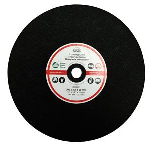 Disco de corte piedra 350mm x 4.0mm