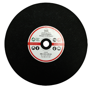Disco de corte piedra 400mm x 4.7mm