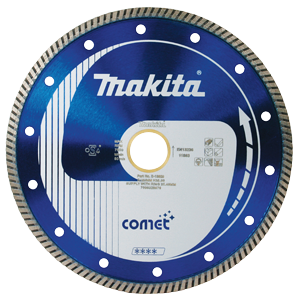 Disco de diamante Comet banda turbo