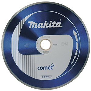 Disco de diamante Comet banda continua
