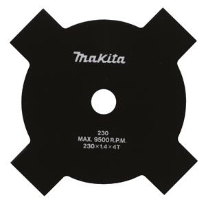 Disco de 4 puntas 230x25,4mm