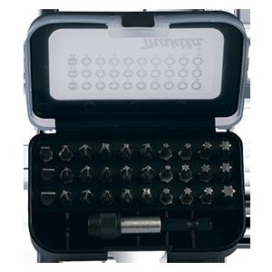 D-30667 - Estuche de puntas de 31 unds.