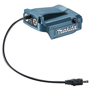 GM00001607 - Soporte de batería chaquetas ventiladas 18V