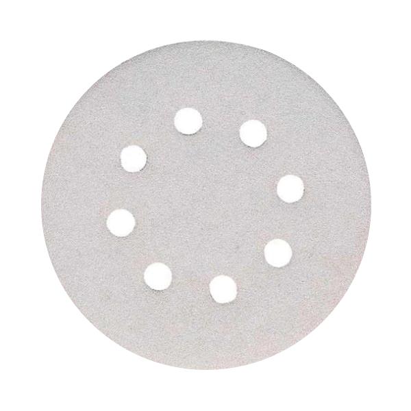 Disco de lija perforado velcro G60 Especial pintura