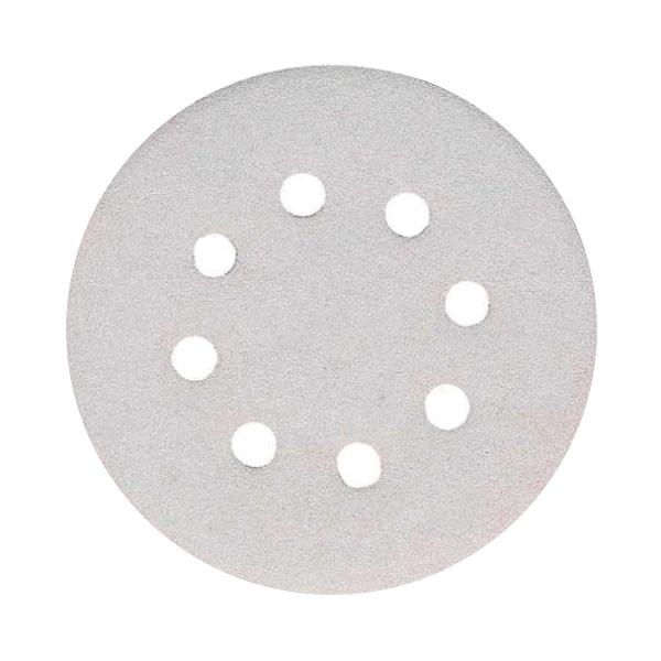 Disco de lija perforado velcro G80 Especial pintura