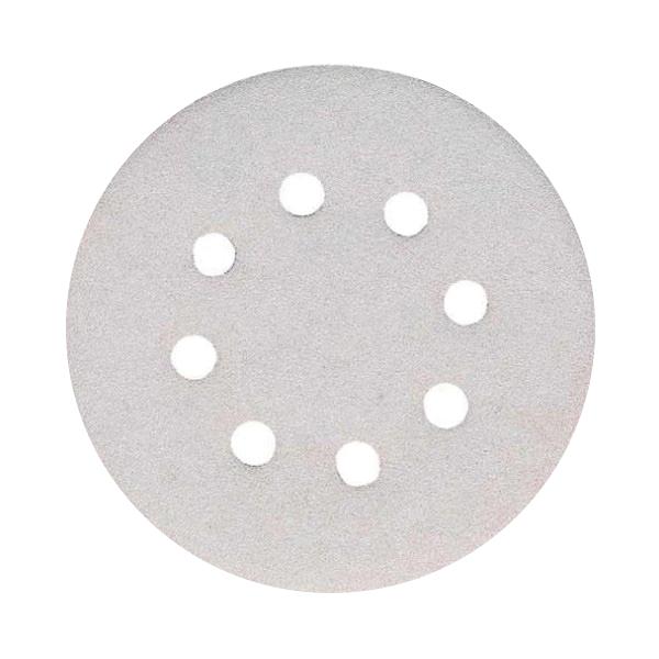 Disco de lija perforado velcro G180 Especial pintura