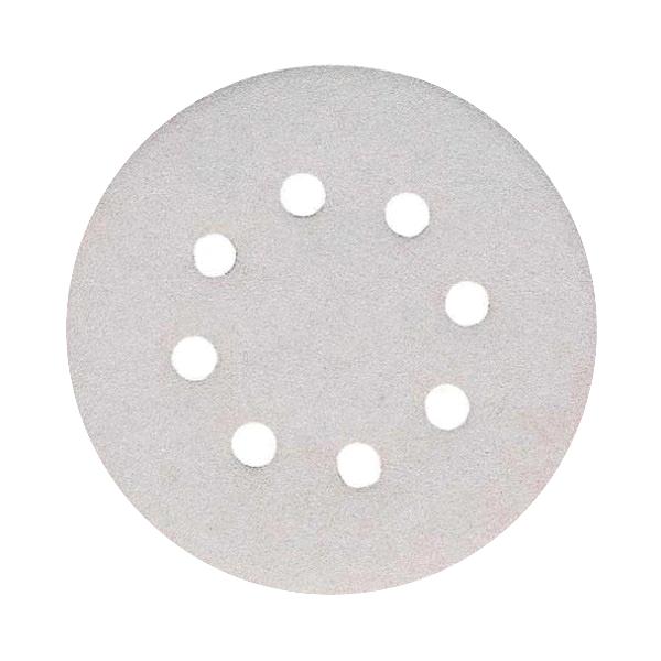 Disco de lija perforado velcro G320 Especial pintura