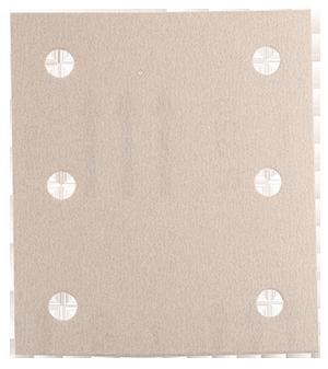 Lija 115mm x 102mm K320 velcro especial pintura