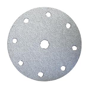Disco de lija 150mm perforado velcro G40 Especial Pintura