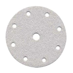 Disco de lija 150mm perforado velcro G60 Especial Pintura