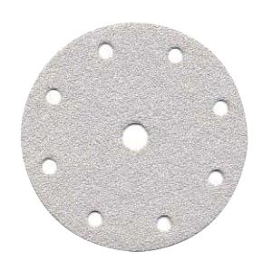 Disco de lija 150mm perforado velcro G100 Especial Pintura
