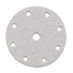 Disco de lija 150mm perforado velcro G120 Especial Pintura
