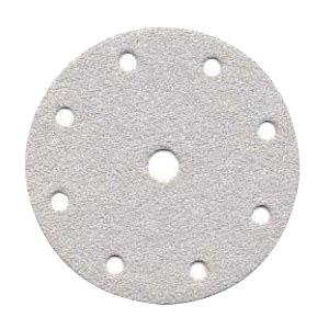Disco de lija 150mm perforado velcro G150 Especial Pintura