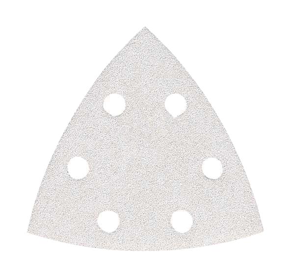 Lija de velcro triangular G80 Especial pintura