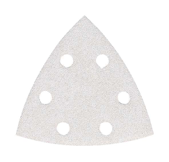 Lija de velcro triangular G320 Especial pintura