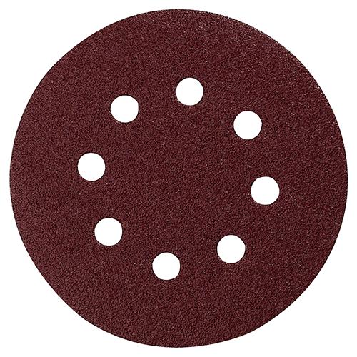 Disco de lija perforado con velcro G40