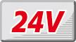 24 Voltios